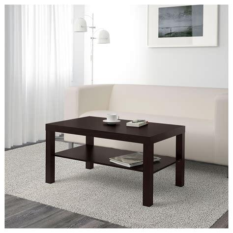 ikea lack coffee table tables lack coffee table black brown 90x55 cm ikea