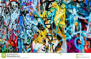 Grafitti background stock photo Image of alleyway, color 14096630