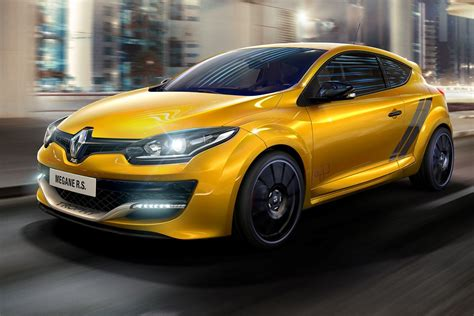 2018 Renault Megane Rs Trophy Car Photos Catalog 2018