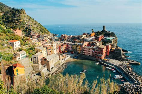 Vernazza In Cinque Terre Italy The Photo Diary 4 Of 5