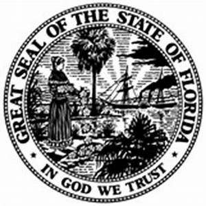 State Seal - Florida Department of State