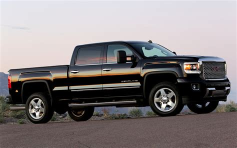 gmc sierra denali  hd crew cab wallpapers