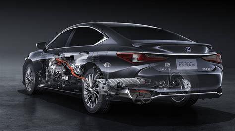 novy lexus es  vice luxusu  nova technika auta