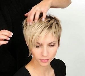 Coupe Courte 2019 Femme : coiffure courte femme 2019 cheveux fins coupe de cheveux la mode ~ Farleysfitness.com Idées de Décoration