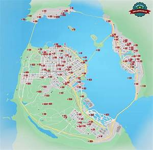 Research Points - Map  Locations 1-61