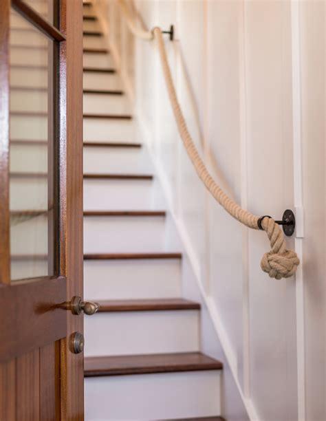 Treppe Handlauf Seil by New Construction Interior Design Ideas Home Bunch