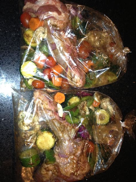 great lamb shanks   oven  oven bags