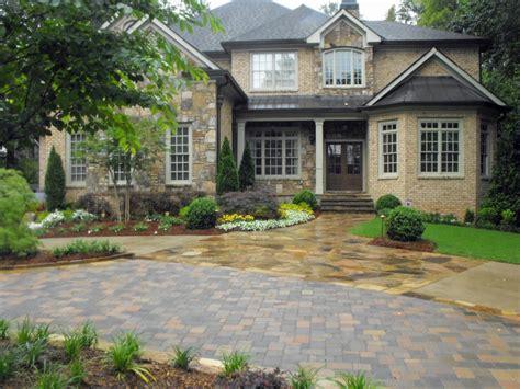 Home Driveway Design Ideas by Driveway Improvement Ideas Hgtv