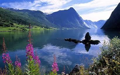 Landscape Nordic Landscapes Nature Wilderness Lake Landforms
