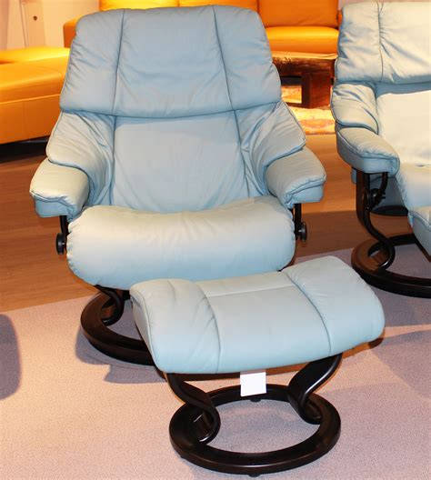 stressless showroom clearance sale recliner chair