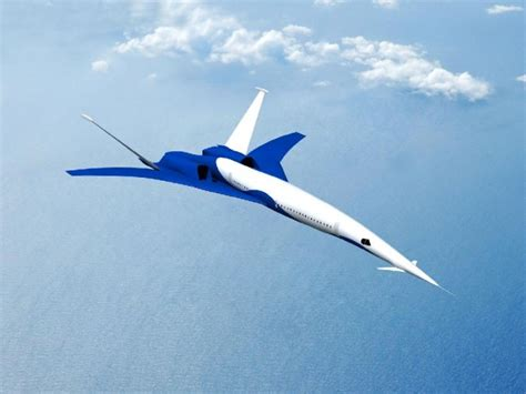 Taking The Sonic Boom Out Of Supersonic Flight