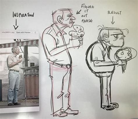 stephen silver instagram thought process drawing