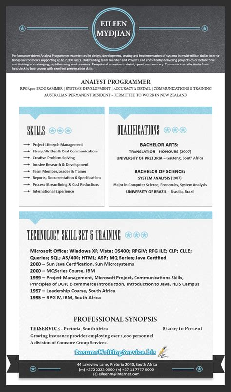 It Resume Templates 2015 by Check Our Best Resume Sles 2015 2016 Resume 2015