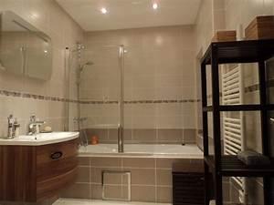 Rénovation Salle De Bain : salle de bain avant apr s photo 1 6 apr s r novation ~ Premium-room.com Idées de Décoration