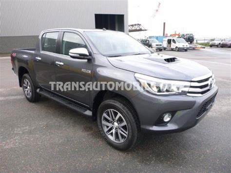 Nieuwe Toyota Hilux 2016  2017  2018 Best Cars Reviews