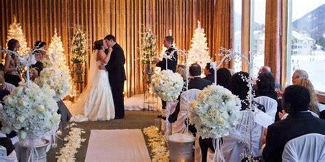 keystone resort weddings  prices  wedding venues