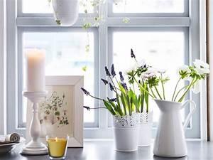 Fensterbank Außen Dekorieren : just pretty from ikea wohnen pinterest k chen fensterbank fenster dekorieren und ~ Eleganceandgraceweddings.com Haus und Dekorationen