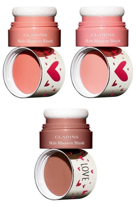 clarins spring featuring skin illusion blush