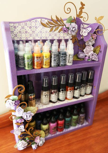interesting ideas  repurposing  spice rack