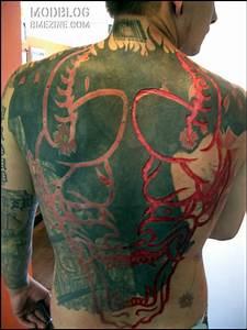 Hanya Flesh Removal   BME: Tattoo, Piercing and Body ...