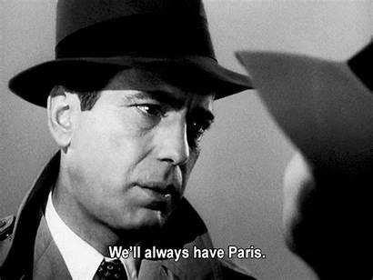 Casablanca Quotes Film 1942 Paris Ll Always