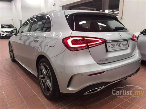 mercedes 2019 malaysia mercedes a250 2019 amg 2 0 in selangor automatic