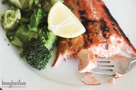 best grill recipe the best grilled salmon recipe ever honeybear lane