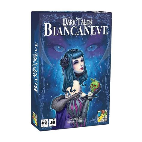 Dark Tales Snow-white Expansion Card Game Narrative