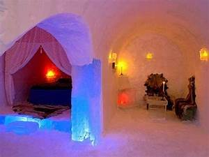 Norwegian Ice Hotel: Alta Igloo Hotel