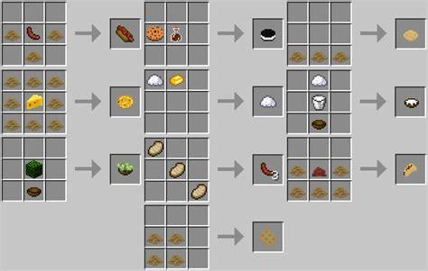 baked goods mod  minecraft