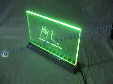 how to install acrylic lighting panels china laser cut acrylic led edge lit sign panels for