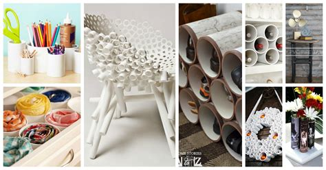 magnificent diy ideas  recycle  amazing pvc pipes