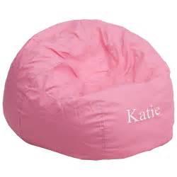 bolsos de trapillo light pink bean bag