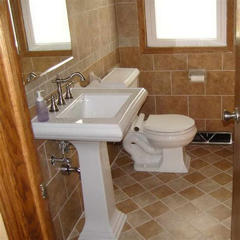 Pictures Of Tiled Bathroom Floors by 30 Porcelaint Tiled Bathrooms Pictures