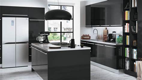 carrelage cuisine blanc et noir emejing cuisine blanc et noir pictures design trends