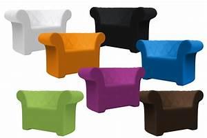 Fauteuil En Plastique : fauteuil sirchester blanc serralunga ~ Edinachiropracticcenter.com Idées de Décoration