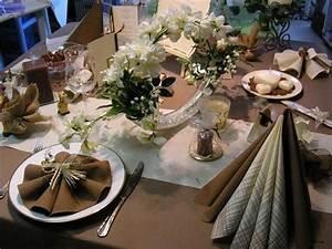 Faire Une Belle Table Pour Recevoir : dresser la table organiser f te et anniversaire ~ Melissatoandfro.com Idées de Décoration
