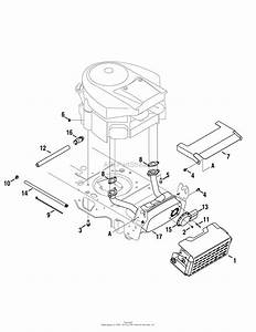Craftsman Zt 7000 Deck Belt Diagram