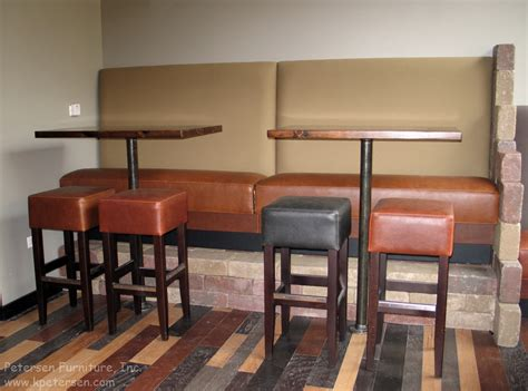 banquette table cuisine banquette seating height design banquette design