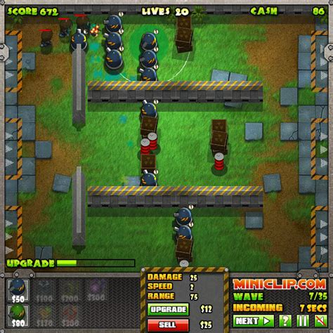 zombie defense game agency saturday upgrade ghacks towers cancel attack