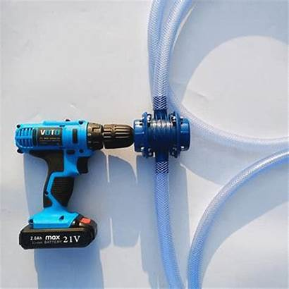 Pump Priming Water Self Centrifugal Electric Drill
