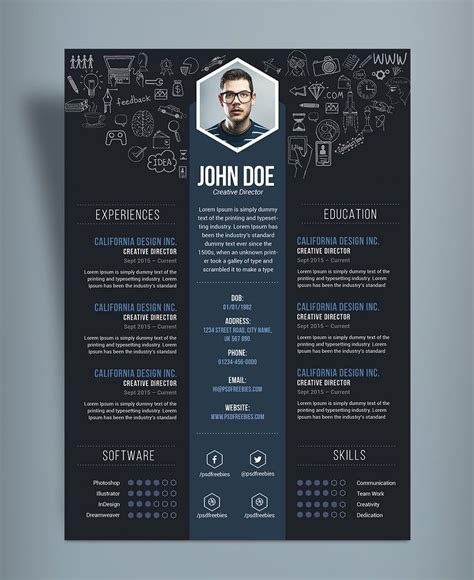Creative Resume Templates by Image Result For Creative Resume Design Appreciation