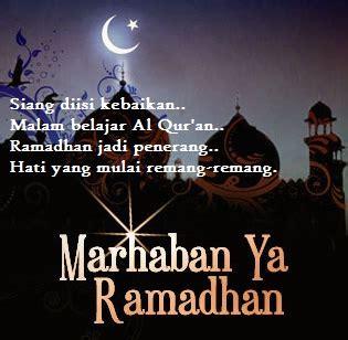 pantun ucapan puasa ramadhan terbaru