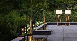 Lampe Exterieur Design : lampadaire de jardin 50 mod les pour votre ext rieur ~ Preciouscoupons.com Idées de Décoration