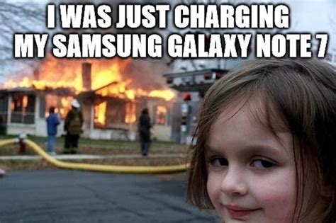 Galaxy Phone Meme - death note internet sparks memes surrounding the exploding samsung galaxy note 7 smartphones