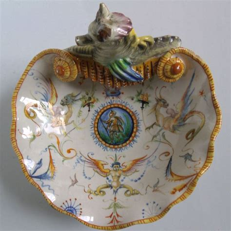 images  majolica italy  pinterest auction
