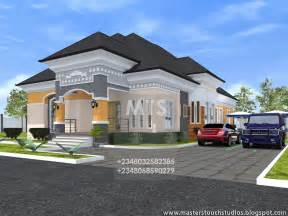 Stunning Bungalow Architectural Style Ideas by Mr Caesar 4 Bedroom Bungalow