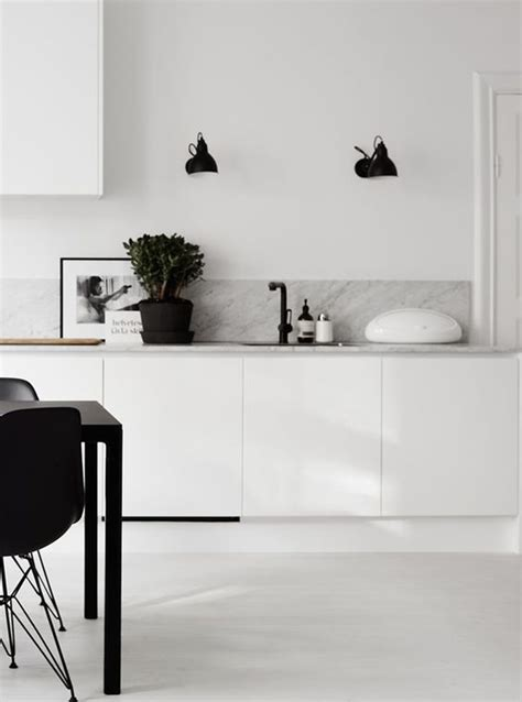 kitchen island instead of table scandinavian kitchens find your style here
