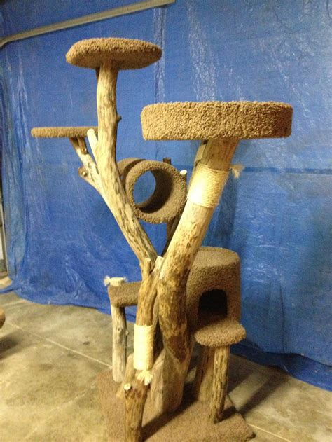 diy cat trees for large cats home decor furniture