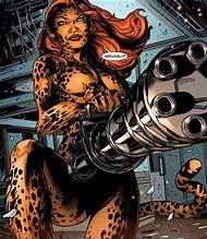 Cheetah DC Comics Wonder Woman